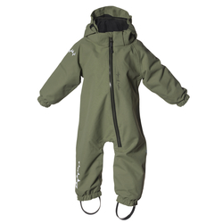 TODDLER Skaloverall Moss